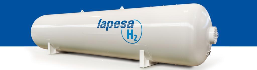 Lapesa-Tanks für H
