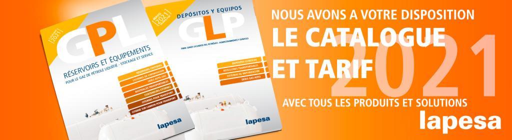 Nouveau catalogue commercial