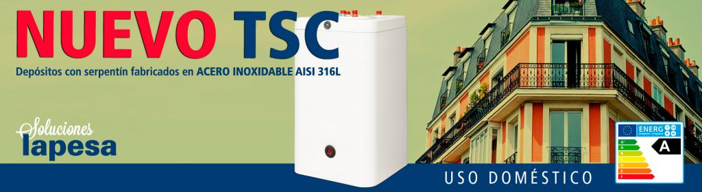 Nuevos modelos TSC