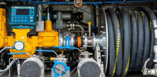 Ausrüstung für LPG-Transport- und Versorgungstanks