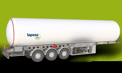 Semi-trailer tankers